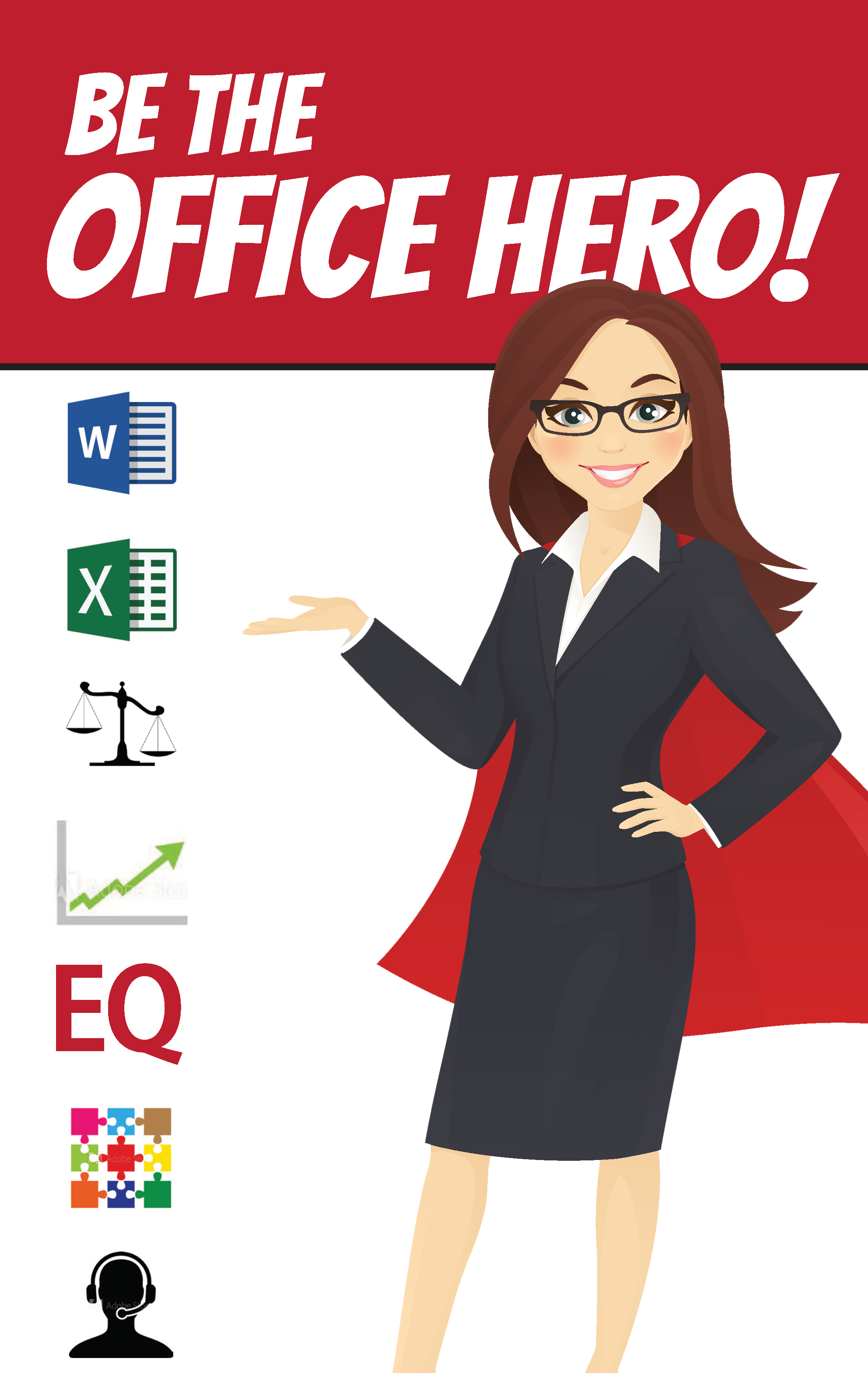 Be the office Hero!