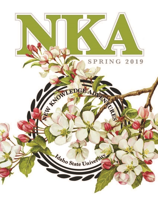 NKA Fall 2018 Catalog Cover