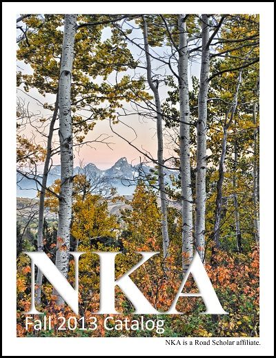 NKA Catalog Cover Fall 2013
