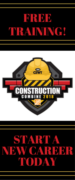 Construction Combine 2018 - Start a New Career Today