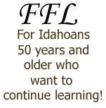 FFL - Friends for Learning Logo Stamp