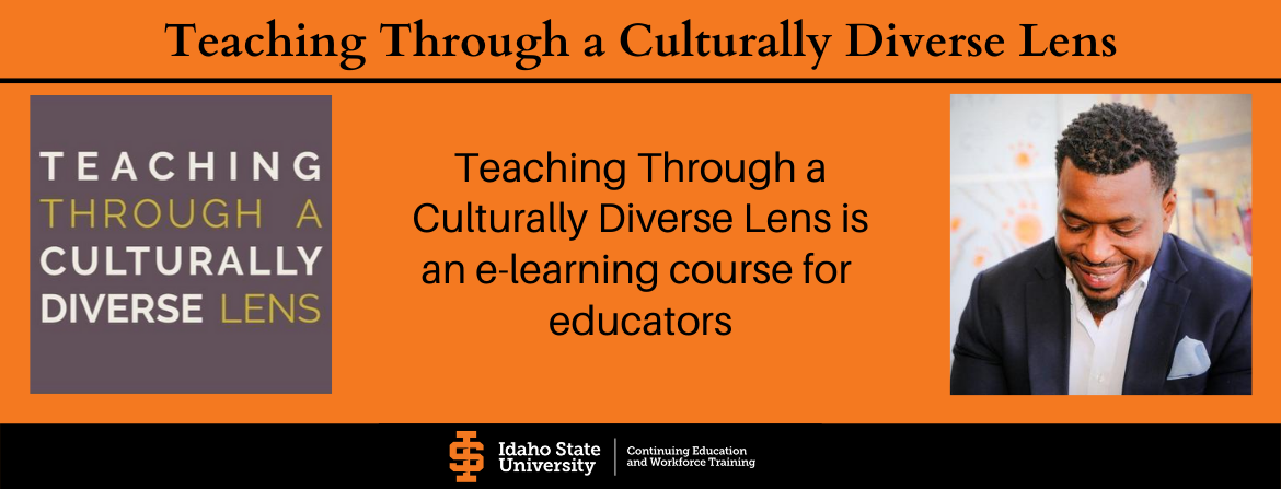 Class: Teaching Through a Culturally Diverse Lens