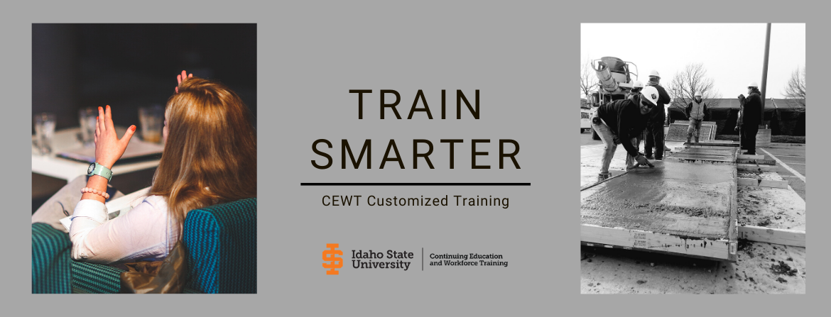 Train Smarter - CECWT Customized Training