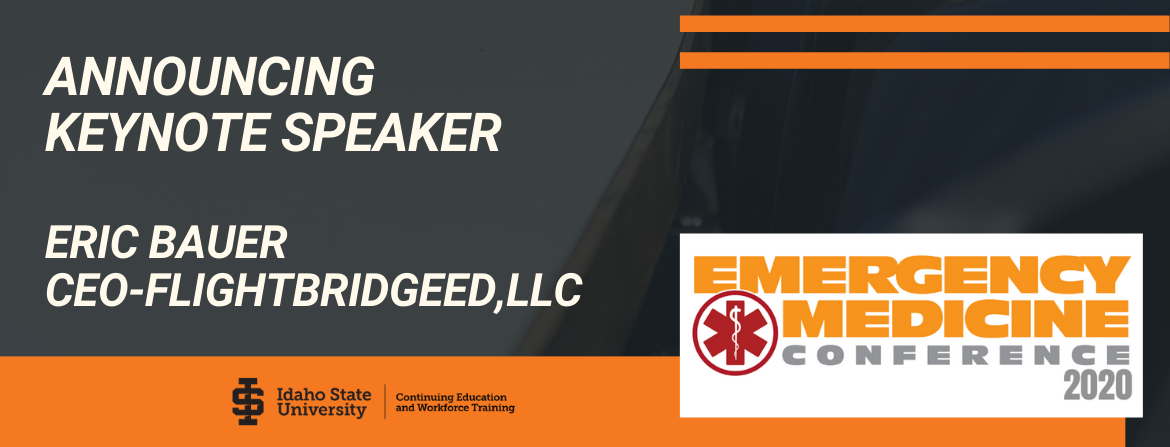 EMC 2020: Keynote Speaker Announcement