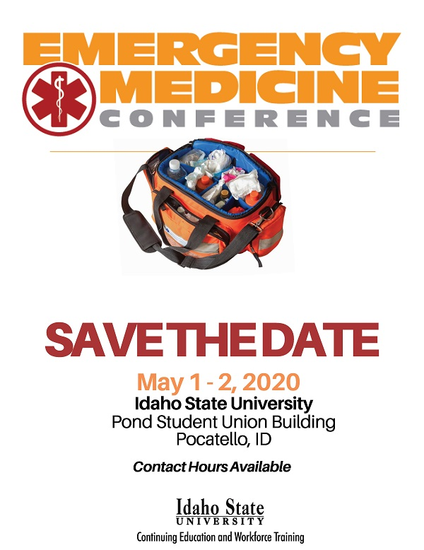 Emergency Medicine Conference | ISU Continuing Education and