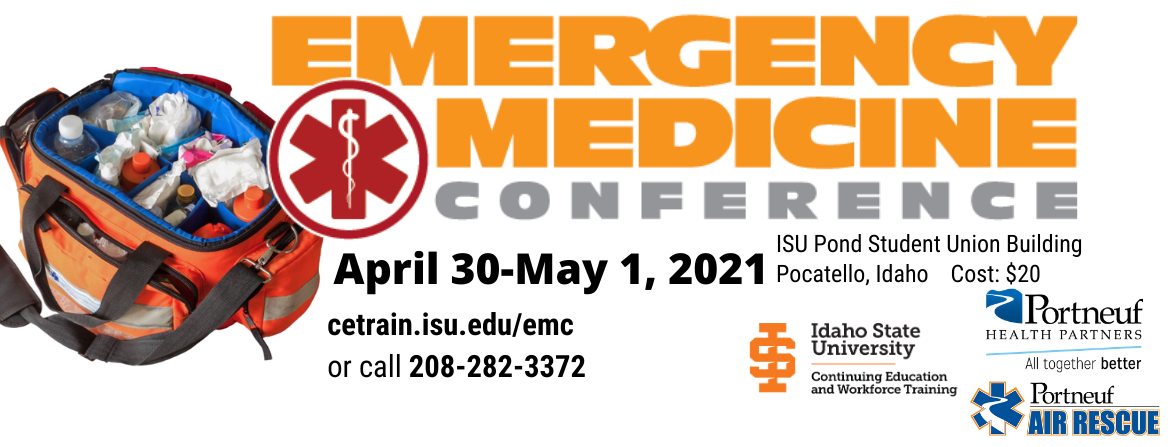 2021 Emergency Medicine Conference - Save the Date