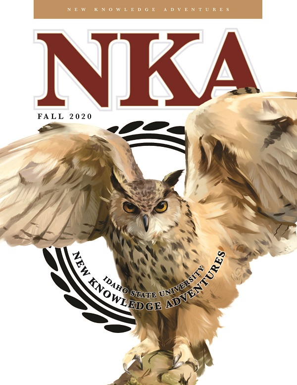 NKA Fall 2020 Catalog Cover