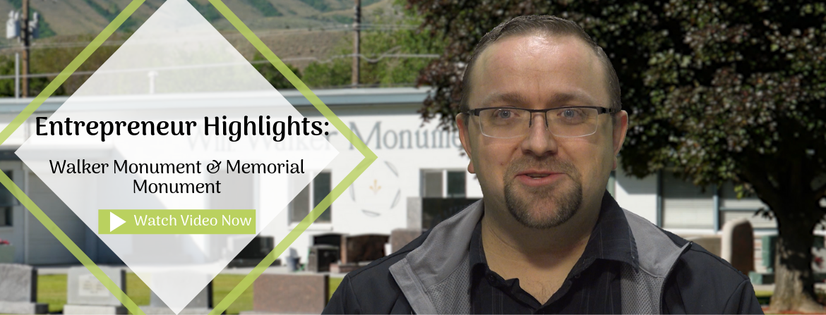 Entrepreneur Highlights Episode 19: Walker Monument & Memorial Monument