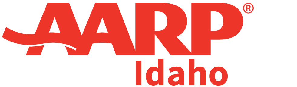 AARP in Idaho Logo